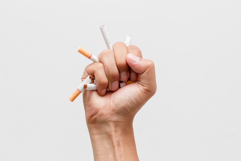 an essay on cigarette smoking